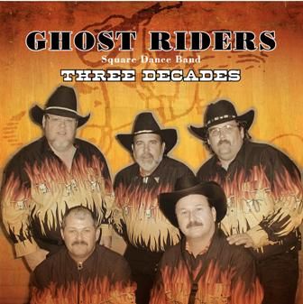 Ghost Riders Three Decades CD